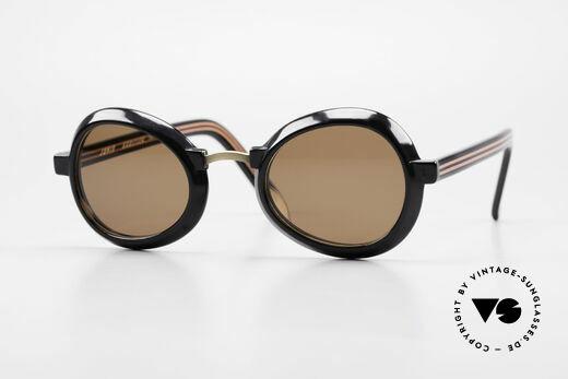 Jean Paul Gaultier 58-1274 Junior Gaultier Vintage Brille Details