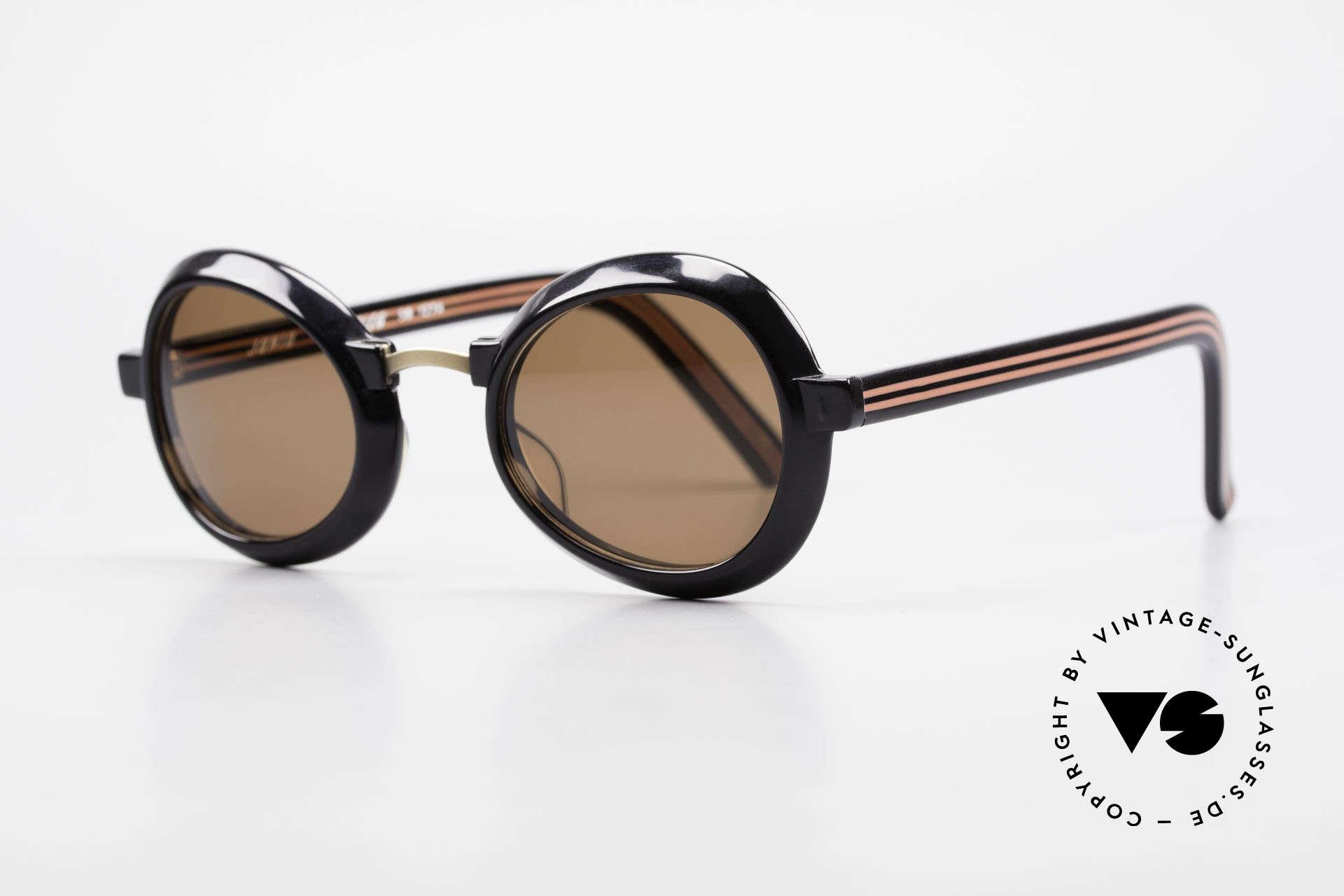 Jean Paul Gaultier 58-1274 Junior Gaultier Vintage Brille, großartiges Modell aus der JUNIOR GAULTIER Serie, Passend für Herren und Damen