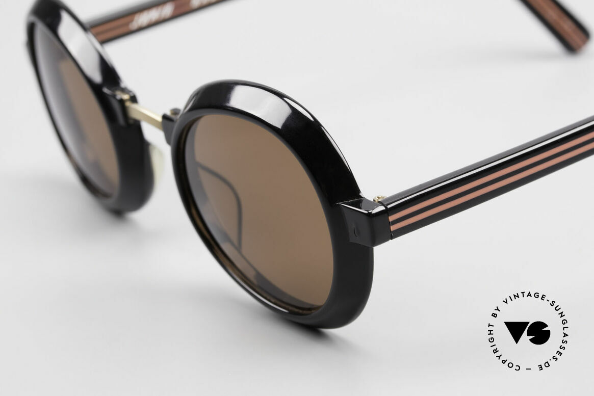 Jean Paul Gaultier 58-1274 Junior Gaultier Vintage Brille, seltenes und ungetragenes Exemplar (Sammlerstück), Passend für Herren und Damen