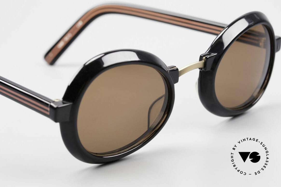 Jean Paul Gaultier 58-1274 Junior Gaultier Vintage Brille, KEIN Retrodesign, sondern 100 % vintage ORIGINAL, Passend für Herren und Damen