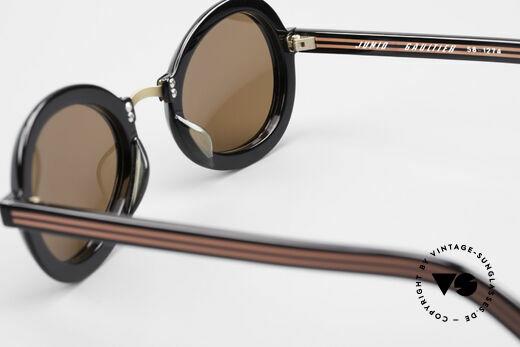 Jean Paul Gaultier 58-1274 Junior Gaultier Vintage Brille, orig. Designer-Sonnenbrille aus dem Jahre 1997/98!, Passend für Herren und Damen