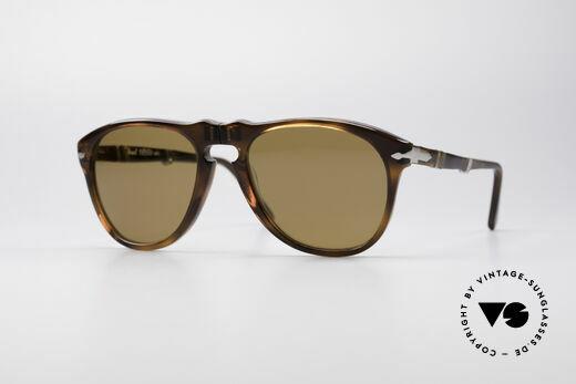 Persol Ratti 806 Folding Vintage Faltsonnenbrille Details
