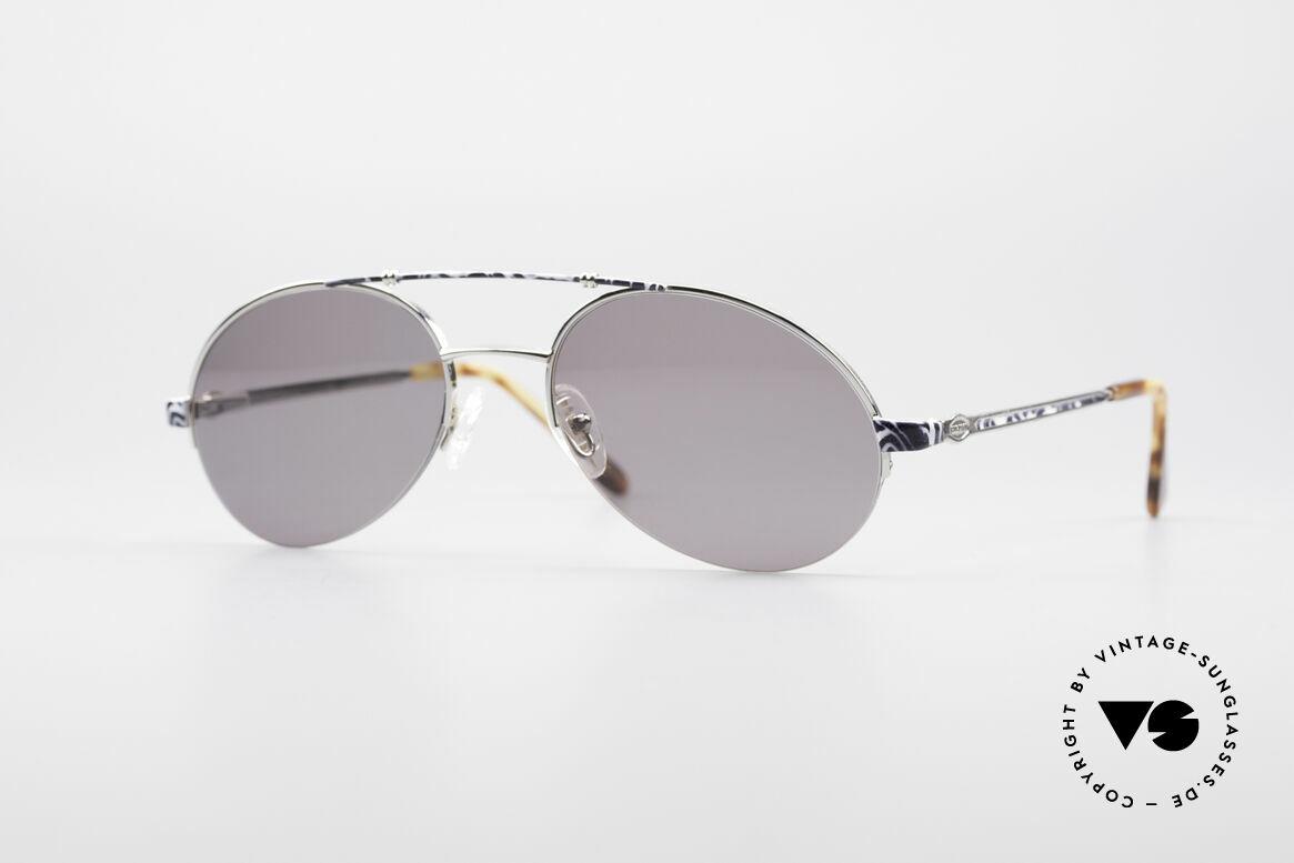 Bugatti 14651 90er Vintage Herrenbrille