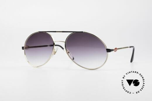 Bugatti 65837 80er Luxus Vintage Brille Details