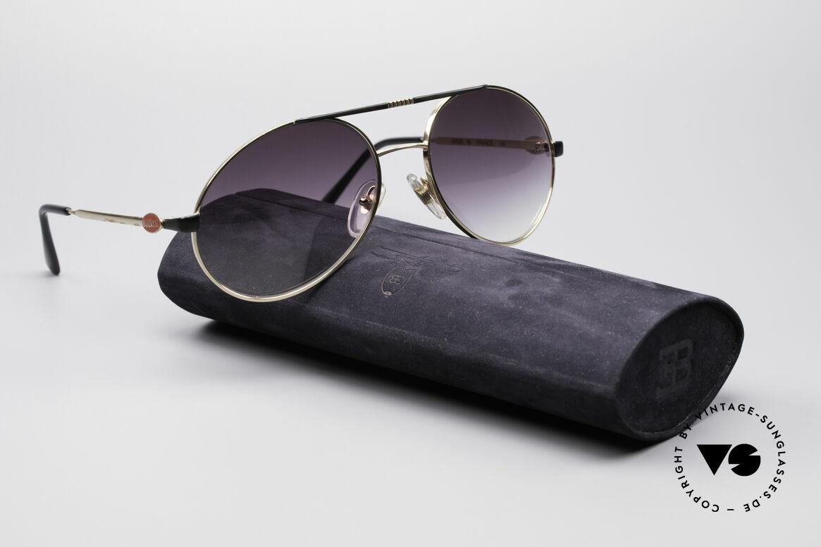 Bugatti 65837 80er Luxus Vintage Brille