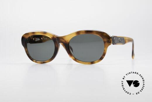 Jean Paul Gaultier 56-2071 No Retro Echt Vintage Brille Details