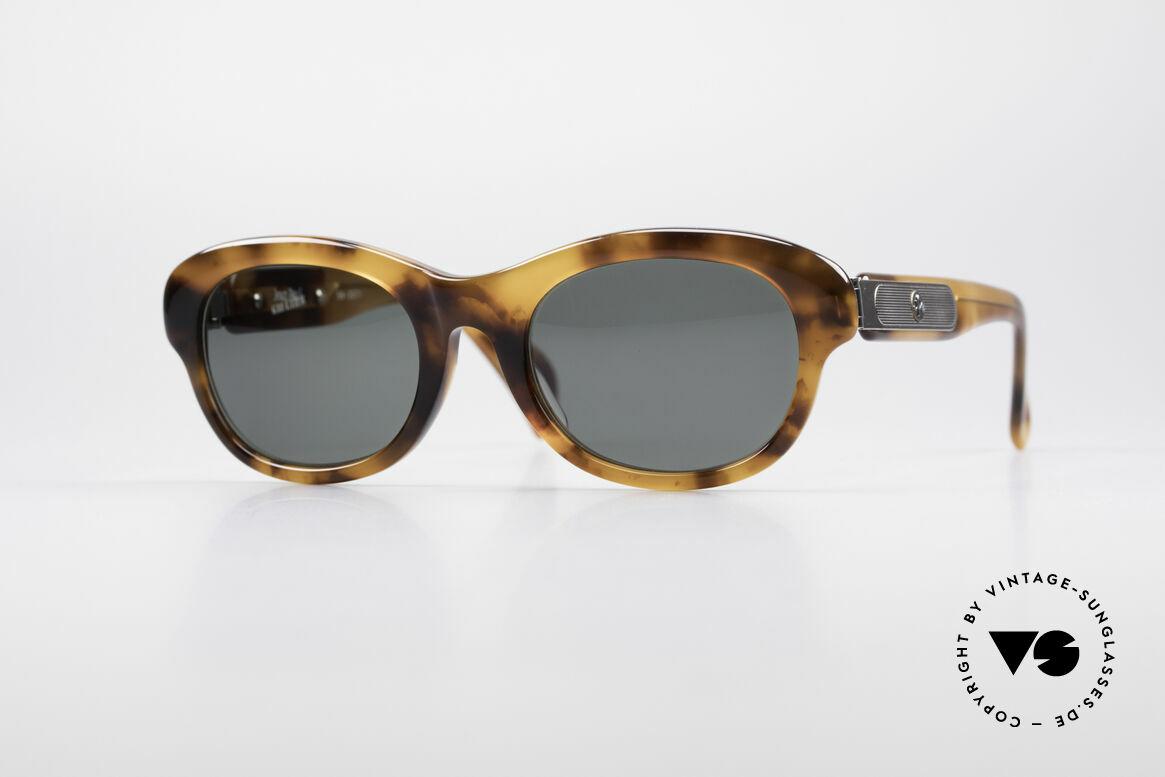 Jean Paul Gaultier 56-2071 No Retro Echt Vintage Brille, vintage 1990er Jean Paul Gaultier Kultsonnenbrille, Passend für Damen
