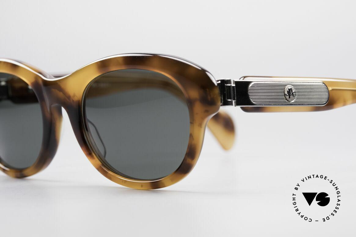 Jean Paul Gaultier 56-2071 No Retro Echt Vintage Brille, monumental - (scheinbar für die Ewigkeit gemacht), Passend für Damen