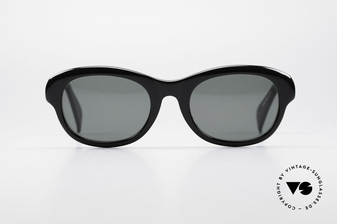 Jean Paul Gaultier 56-2071 No Retro True Vintage Brille, tolle Materialkombinationen in wahrer Top-Qualität, Passend für Damen