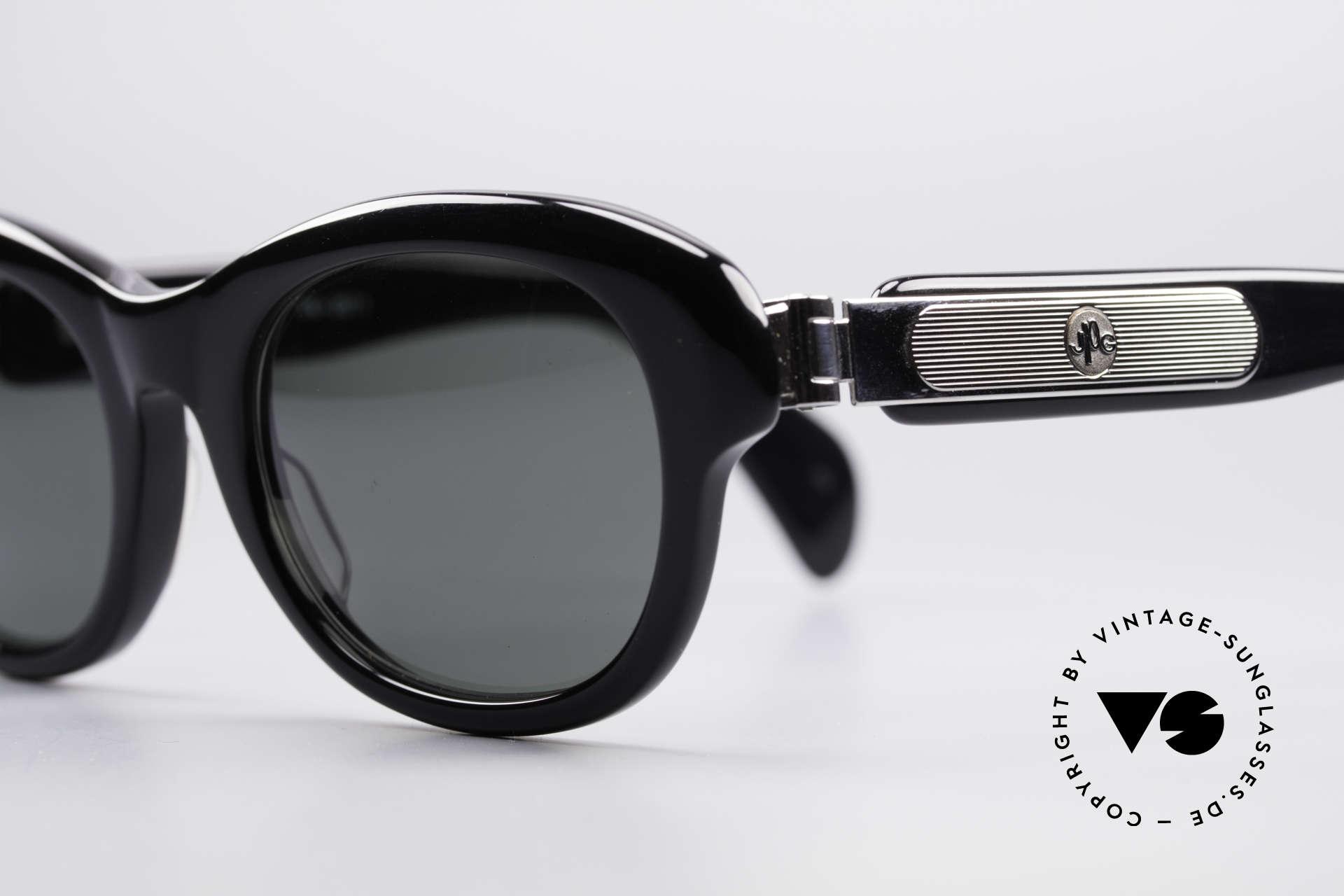 Jean Paul Gaultier 56-2071 No Retro True Vintage Brille, monumental - (scheinbar für die Ewigkeit gemacht), Passend für Damen