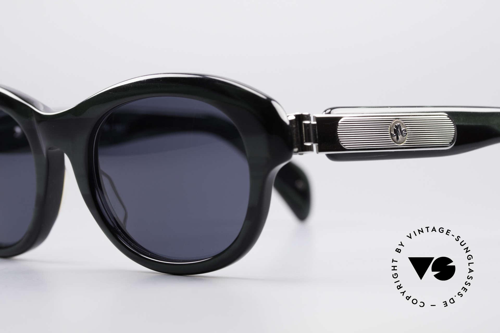 Jean Paul Gaultier 56-2071 True Vintage No Retro Brille, monumental - (scheinbar für die Ewigkeit gemacht), Passend für Damen