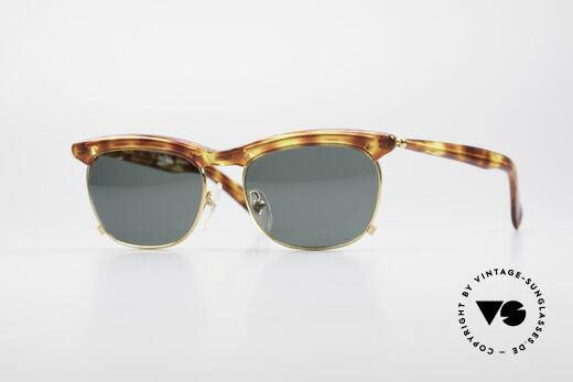 Jean Paul Gaultier 56-0273 Klassische Designerbrille Details