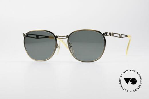 Jean Paul Gaultier 56-2177 90er Designer Sonnenbrille Details