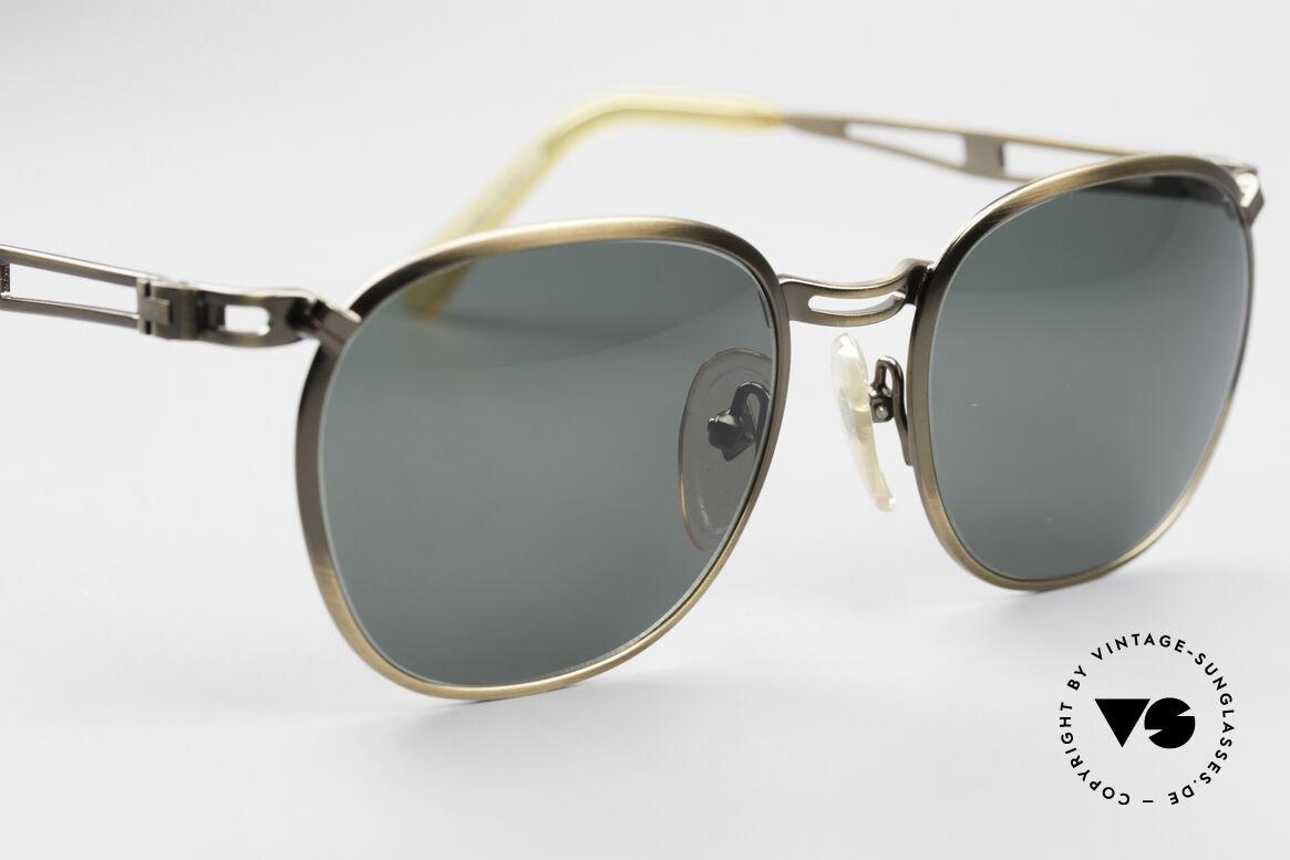 Jean Paul Gaultier 56-2177 90er Designer Sonnenbrille, ungetragen; wie alle unsere vintage JPG Sonnenbrillen, Passend für Herren und Damen
