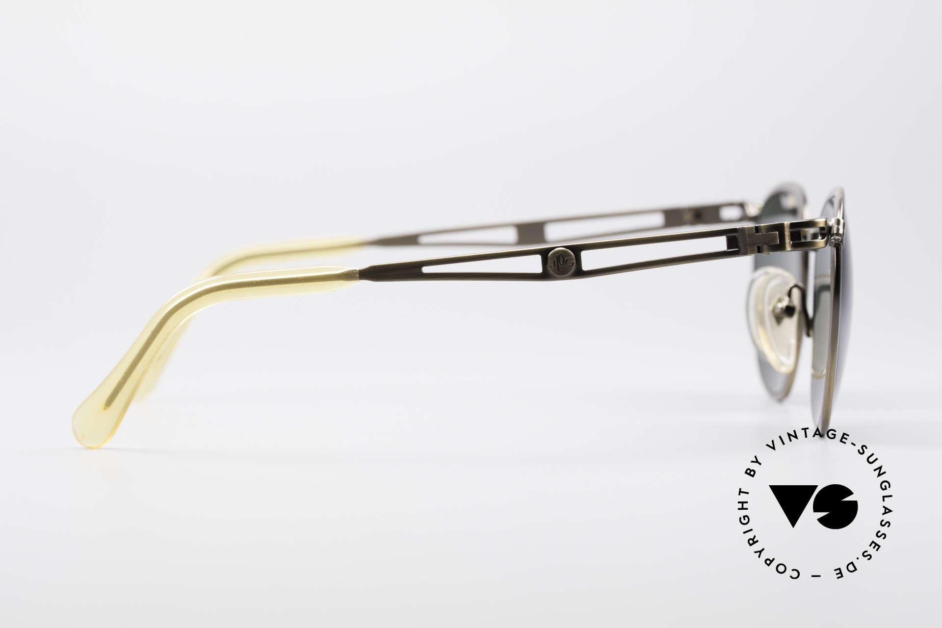 Jean Paul Gaultier 56-2177 90er Designer Sonnenbrille, KEINE Retromode, sondern ein 25 Jahre altes Original, Passend für Herren und Damen