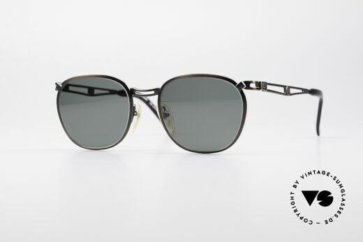 Jean Paul Gaultier 56-2177 Rare Designer Sonnenbrille Details