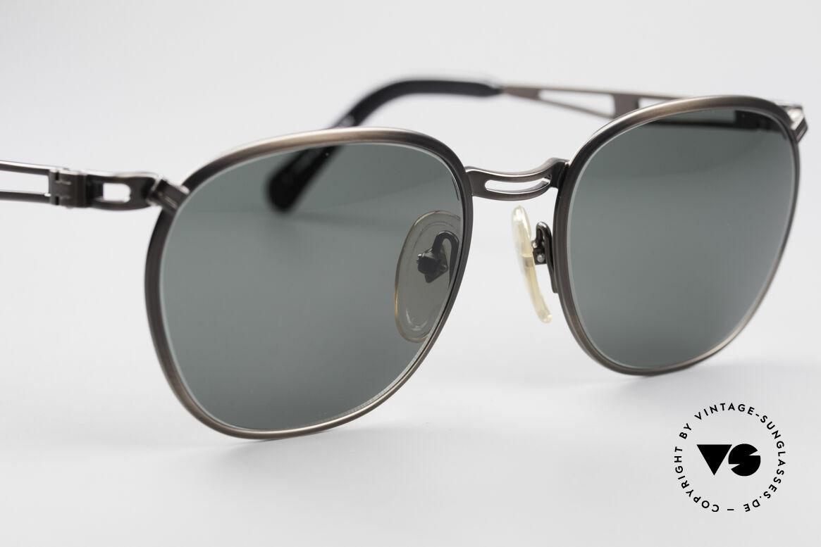 Jean Paul Gaultier 56-2177 Rare Designer Sonnenbrille, ungetragen; wie alle unsere vintage JPG Sonnenbrillen, Passend für Herren und Damen