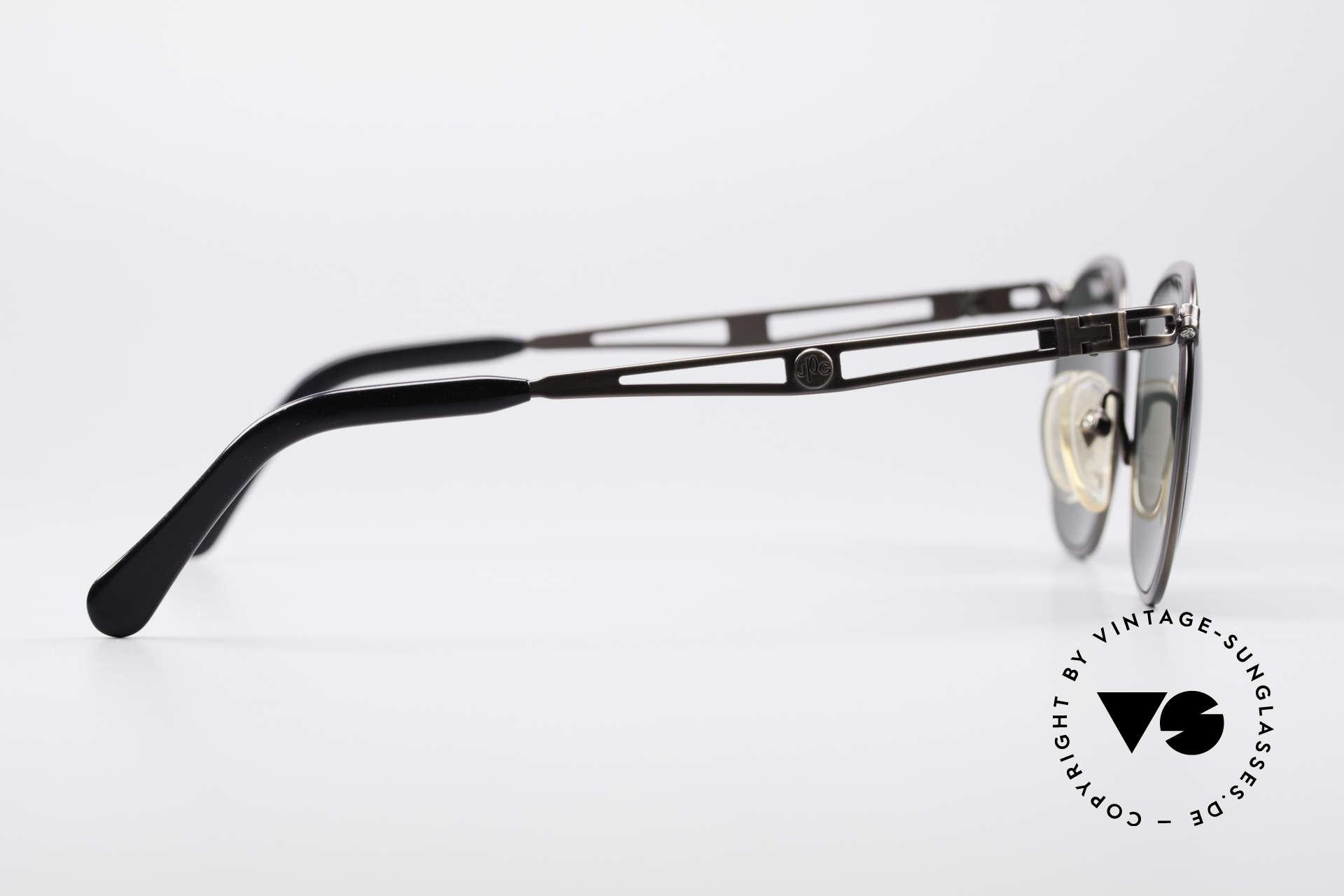 Jean Paul Gaultier 56-2177 Rare Designer Sonnenbrille, KEINE Retromode, sondern ein 25 Jahre altes Original, Passend für Herren und Damen