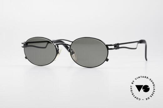 Jean Paul Gaultier 56-3173 Ovale Vintage Sonnenbrille Details