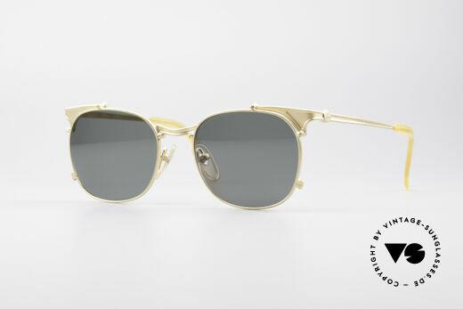 Jean Paul Gaultier 56-2175 Rare Vintage Sonnenbrille Details