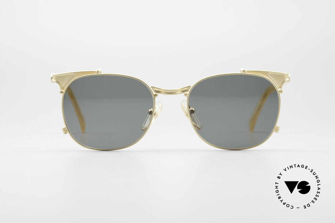 Jean Paul Gaultier 56-2175 Rare Vintage Sonnenbrille, zeitloses Design; schlicht und elegant zugleich, Passend für Herren und Damen