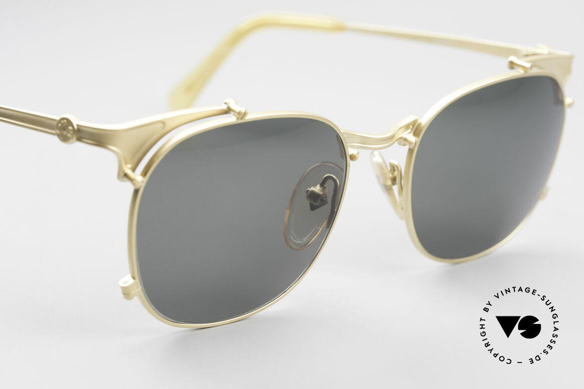 Jean Paul Gaultier 56-2175 Rare Vintage Sonnenbrille, unbenutzt (wie alle unsere 1990er Sonnenbrillen), Passend für Herren und Damen