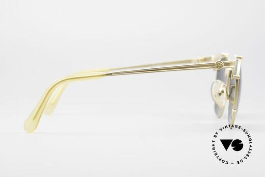 Jean Paul Gaultier 56-2175 Rare Vintage Sonnenbrille, KEINE Retro-Sonnenbrille, 100% vintage Original, Passend für Herren und Damen