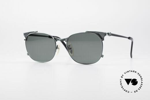 Jean Paul Gaultier 56-2175 Rare Designer Sonnenbrille Details