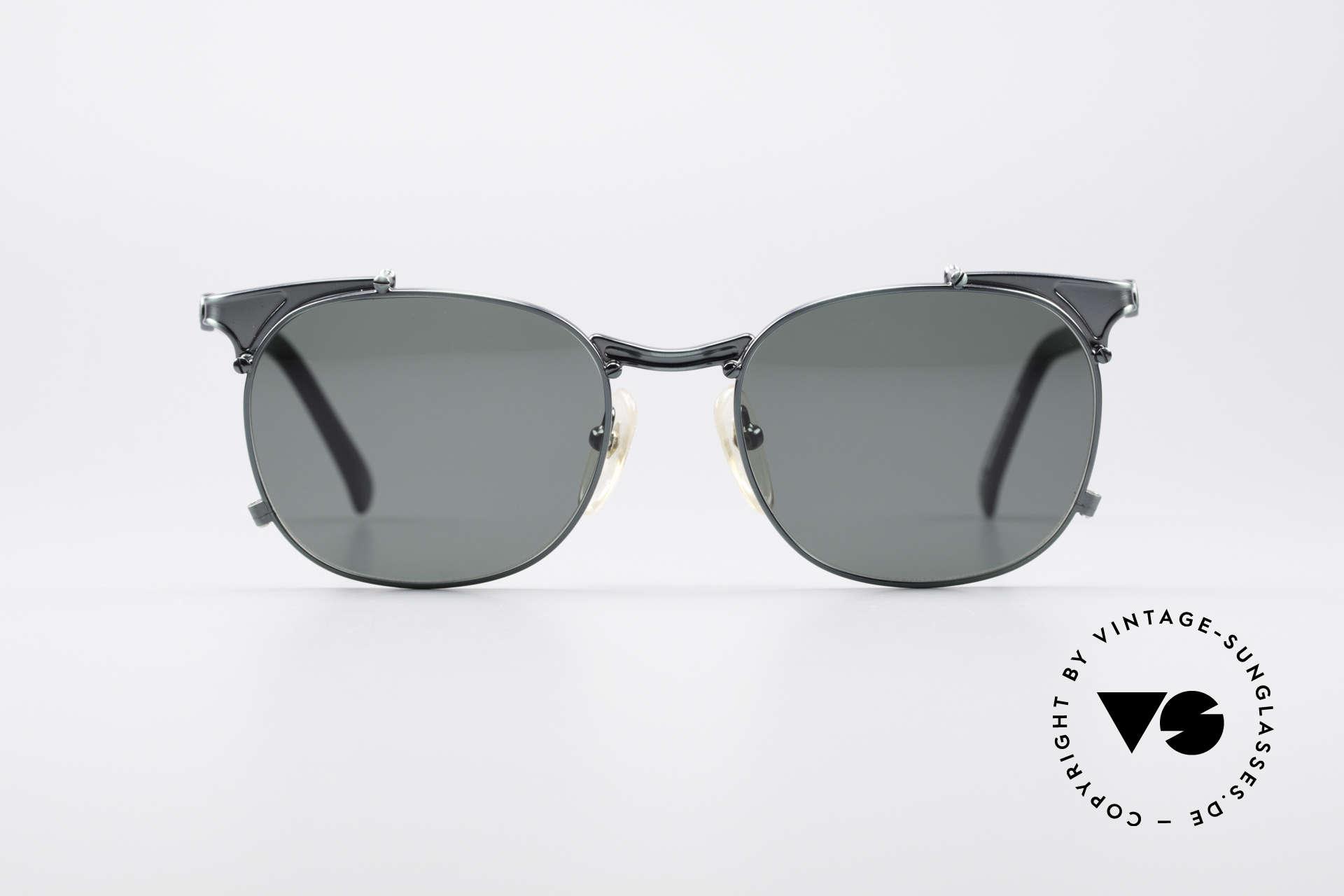 Jean Paul Gaultier 56-2175 Rare Designer Sonnenbrille, zeitloses Design; schlicht und elegant zugleich, Passend für Herren und Damen