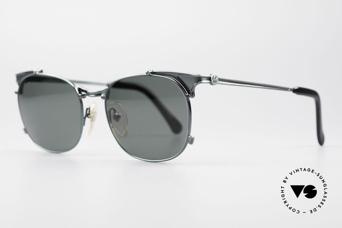 Jean Paul Gaultier 56-2175 Rare Designer Sonnenbrille, J.P.G. Unisex-Modell in absoluter TOP-Qualität, Passend für Herren und Damen