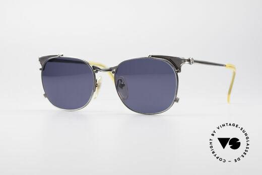 Jean Paul Gaultier 56-2175 90er Designer Sonnenbrille Details