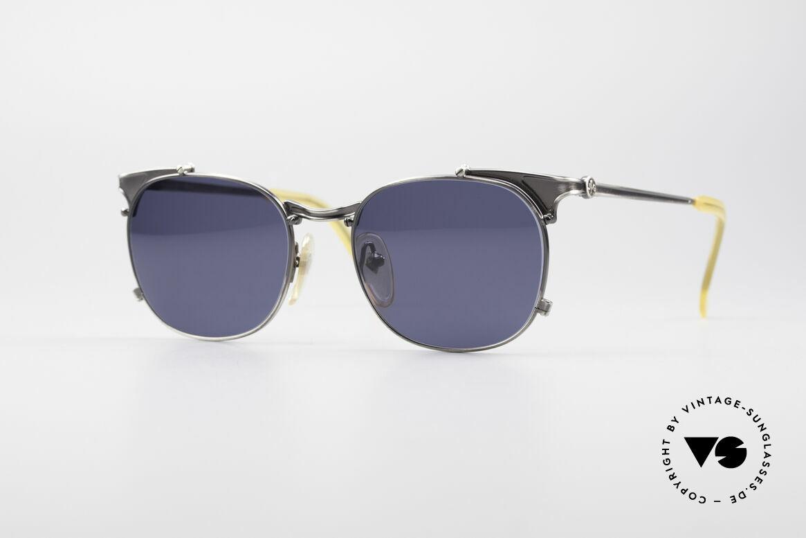 Jean Paul Gaultier 56-2175 90er Designer Sonnenbrille, rare vintage JEAN PAUL GAULTIER Sonnenbrille, Passend für Herren und Damen