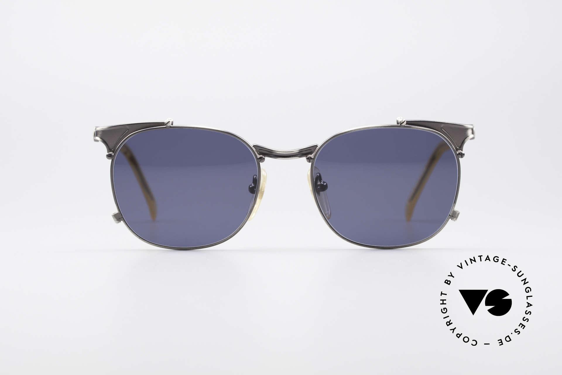 Jean Paul Gaultier 56-2175 90er Designer Sonnenbrille, zeitloses Design; schlicht und elegant zugleich, Passend für Herren und Damen
