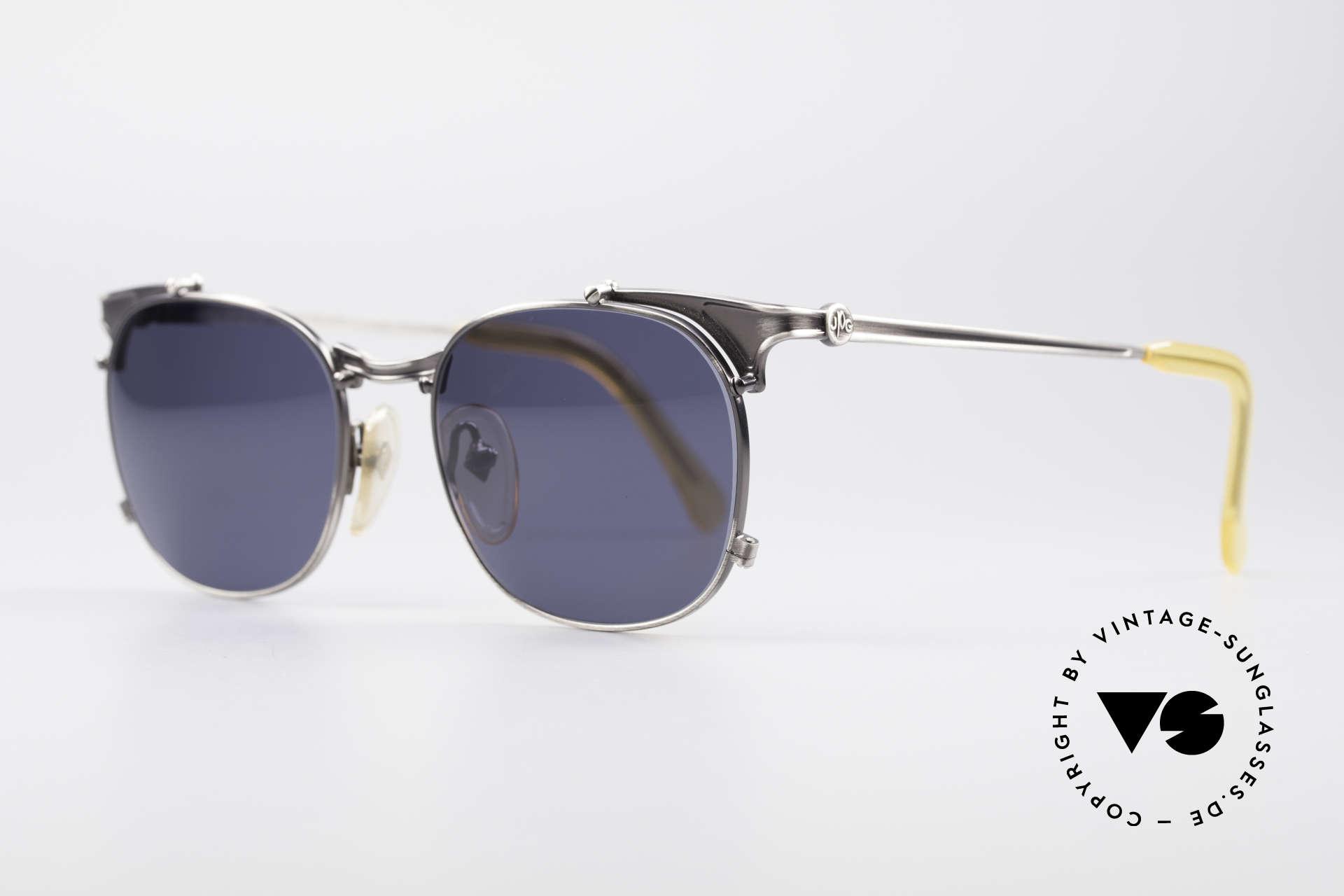 Jean Paul Gaultier 56-2175 90er Designer Sonnenbrille, J.P.G. Unisex-Modell in absoluter TOP-Qualität, Passend für Herren und Damen