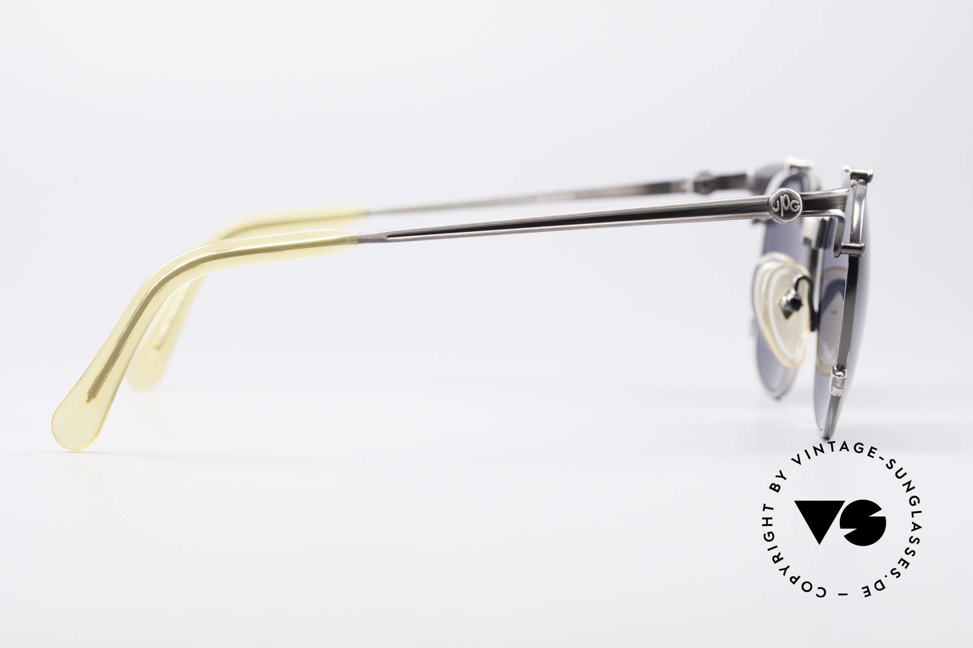 Jean Paul Gaultier 56-2175 90er Designer Sonnenbrille, unbenutzt (wie alle unsere 1990er Sonnenbrillen), Passend für Herren und Damen