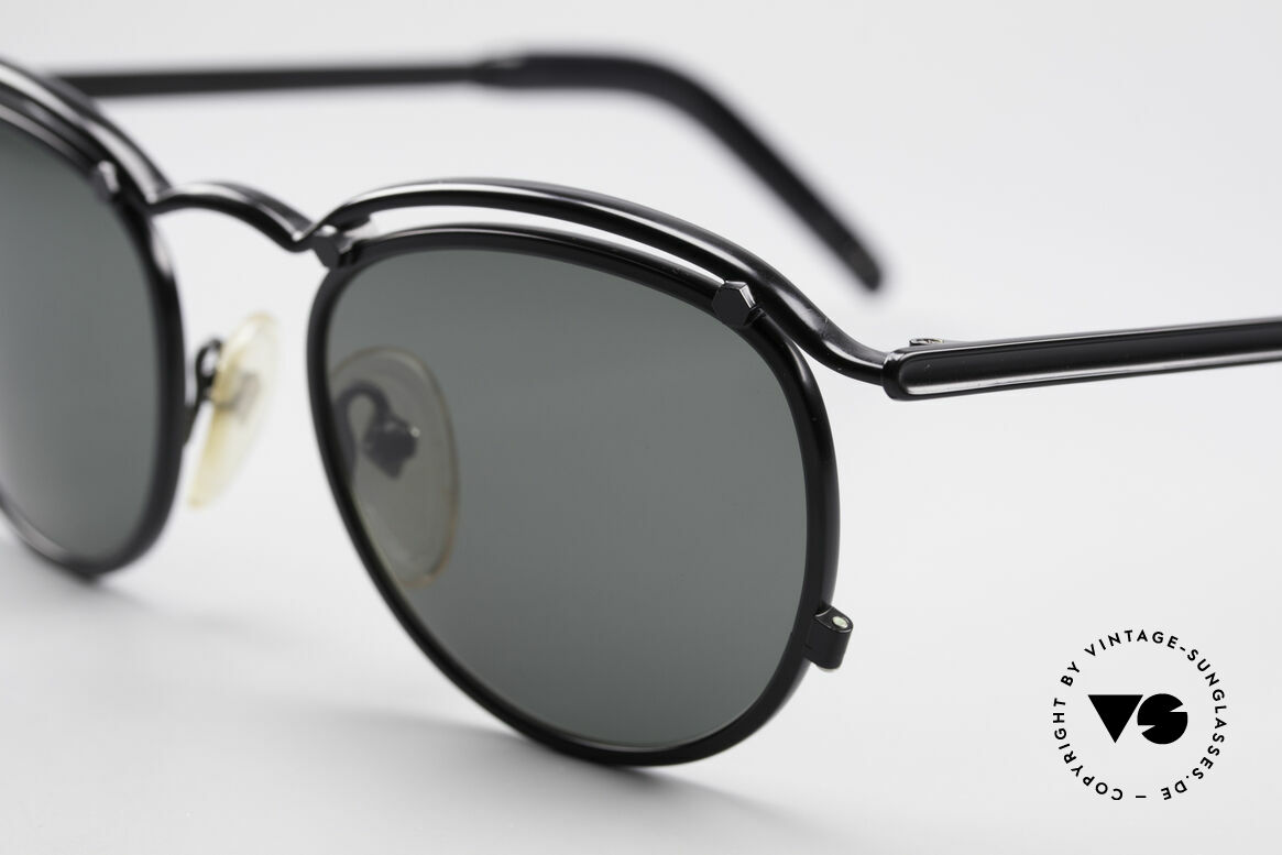 Jean Paul Gaultier 56-1174 Steampunk Panto Brille, ungetragen (wie alle unsere Designer-Sonnenbrillen), Passend für Herren und Damen