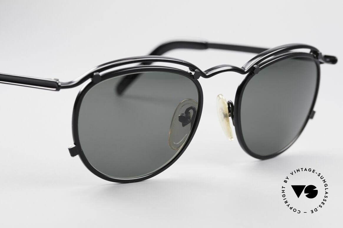 Jean Paul Gaultier 56-1174 Steampunk Panto Brille, KEINE RETRO-Sonnenbrille, 100% vintage ORIGINAL!, Passend für Herren und Damen