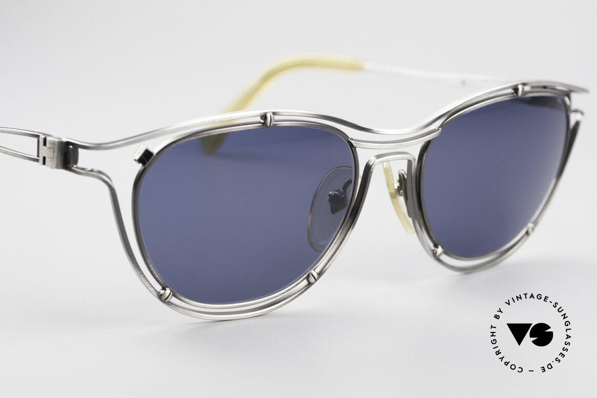 Jean Paul Gaultier 56-2176 Echte Designer Sonnenbrille, ungetragen; wie alle unsere 90er JPG Sonnenbrillen, Passend für Herren und Damen