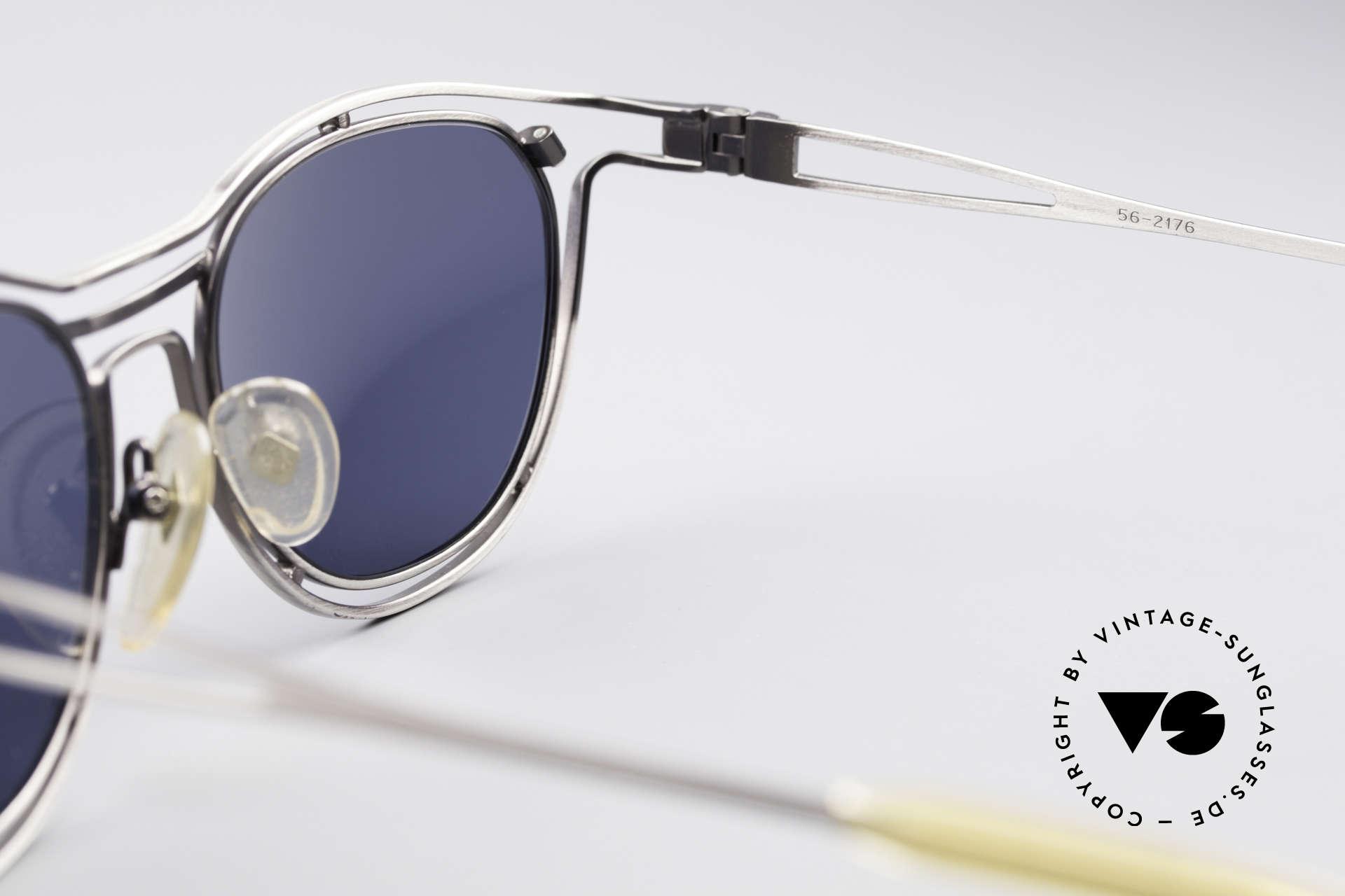 Jean Paul Gaultier 56-2176 Echte Designer Sonnenbrille, KEINE RETRObrille; sondern ein Original von 1994, Passend für Herren und Damen