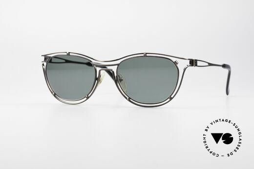 Jean Paul Gaultier 56-2176 Rare Designer Sonnenbrille Details