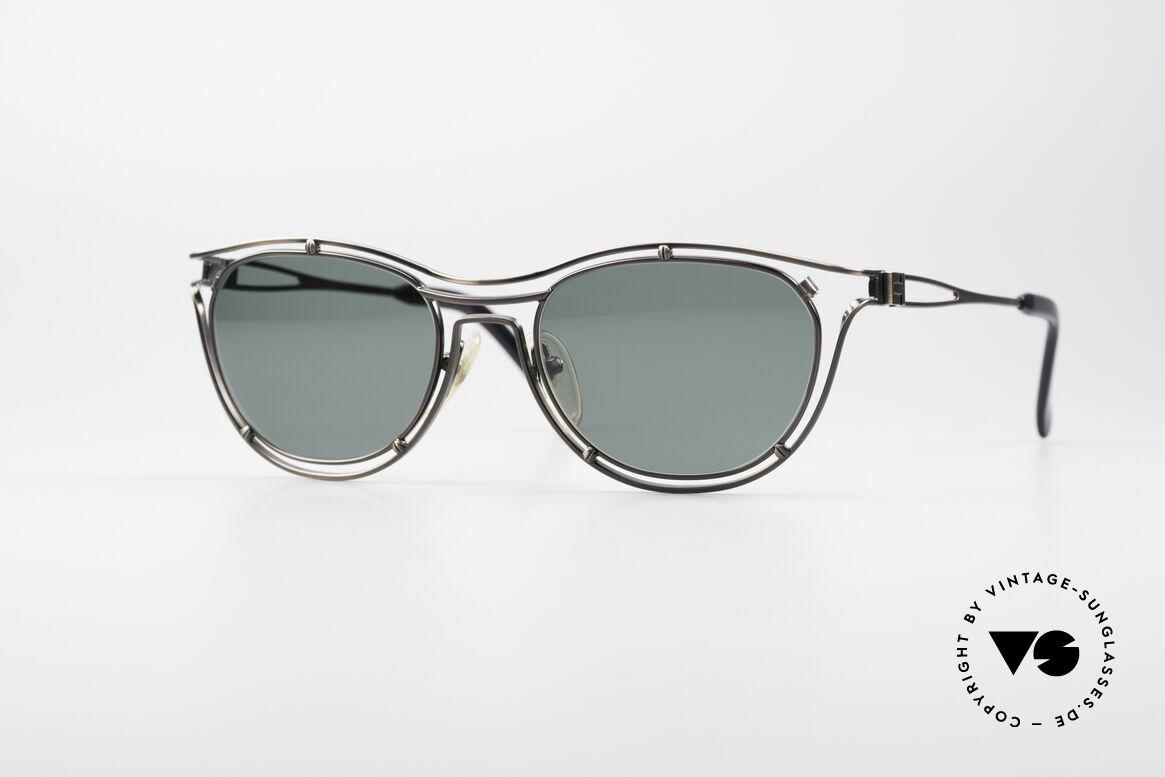 Jean Paul Gaultier 56-2176 Rare Designer Sonnenbrille