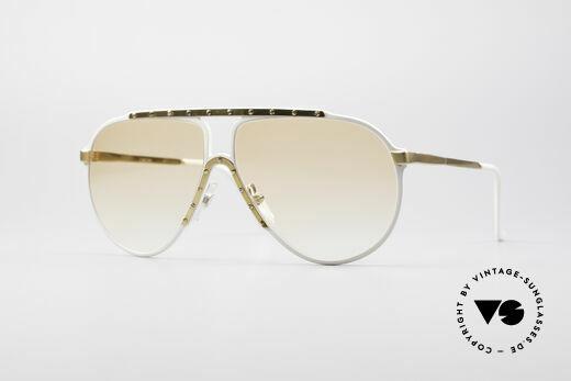 Alpina M1 80er Jahre Kultsonnenbrille Details
