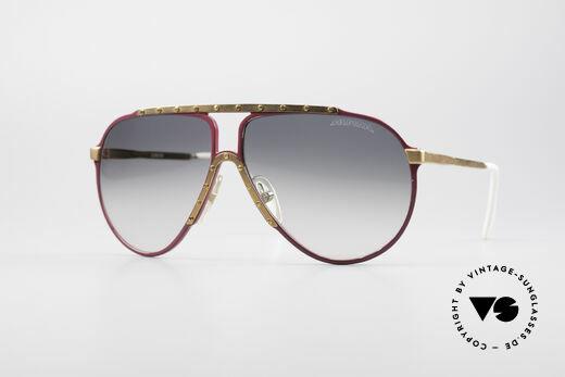 Alpina M1 80er Vintage Kultbrille Details