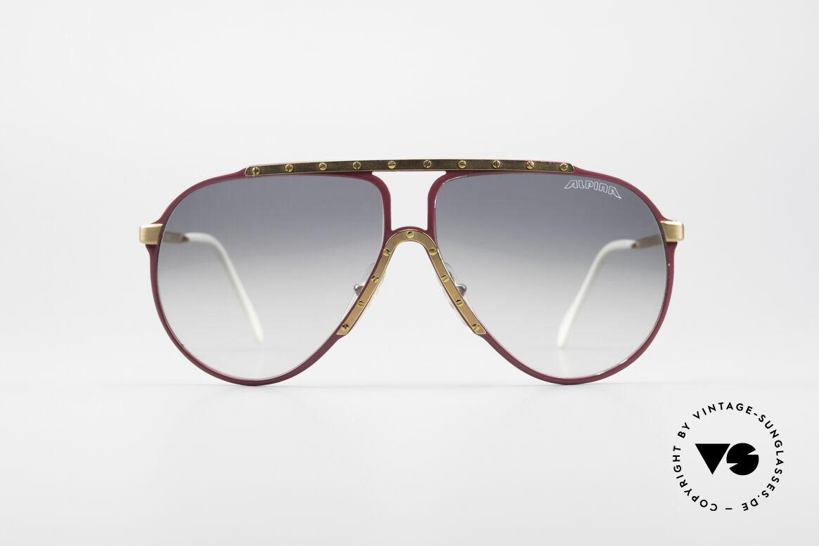 Alpina M1 80er Vintage Kultbrille