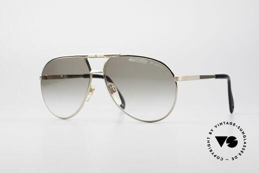 Metzler 0256 Brad Pitt Sonnenbrille Details