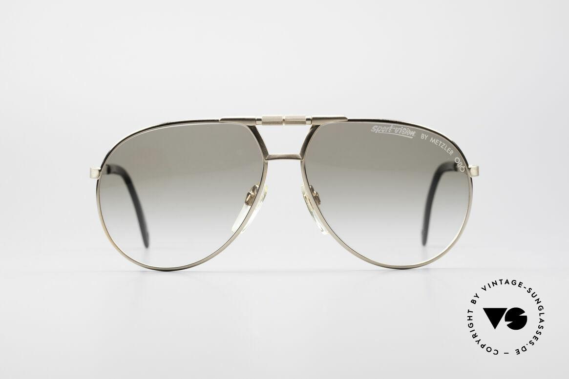 Metzler 0256 Brad Pitt Sonnenbrille
