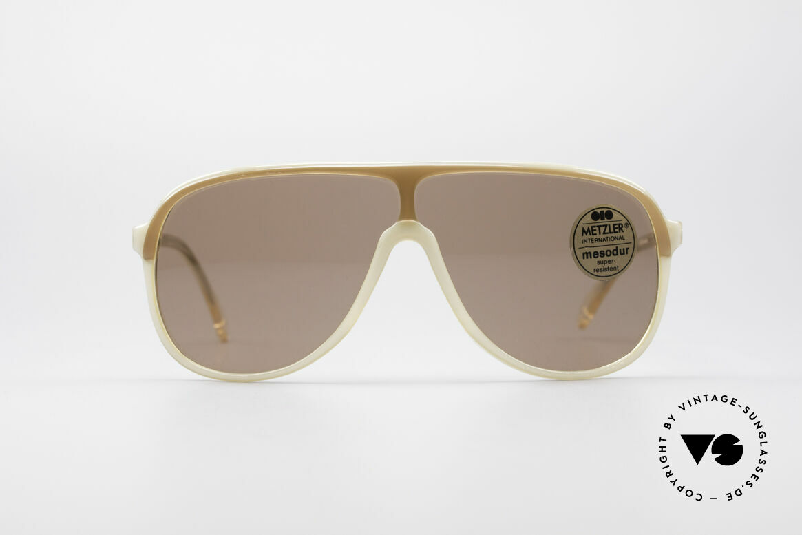 Metzler 0100 Rare Vintage Sonnenbrille