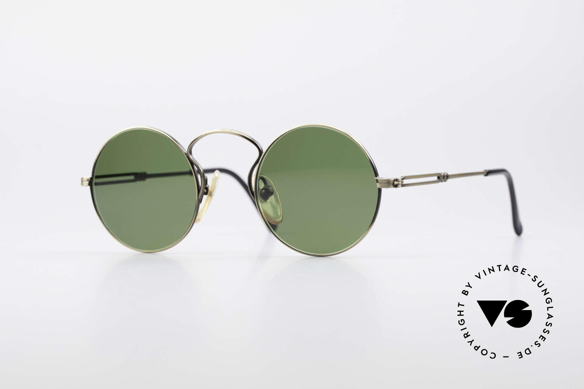 Jean Paul Gaultier 55-0172 90er Designer Sonnenbrille, Designerbrille von Jean Paul Gaultier von ca. 1994, Passend für Herren und Damen