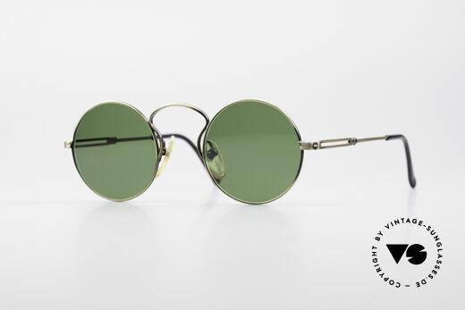Jean Paul Gaultier 55-0172 90er Designer Sonnenbrille Details