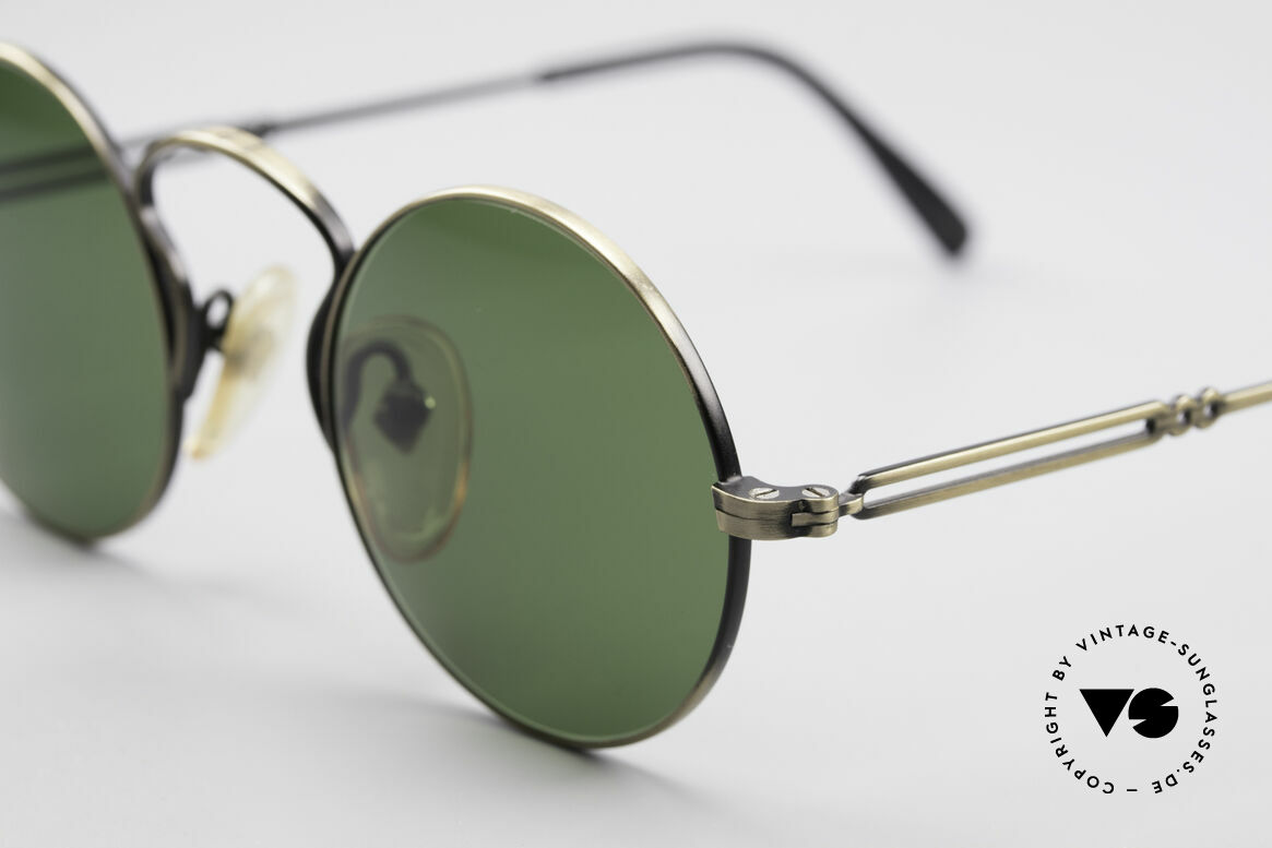 Jean Paul Gaultier 55-0172 90er Designer Sonnenbrille, unbenutzt (wie alle unsere vintage Gaultier Brillen), Passend für Herren und Damen
